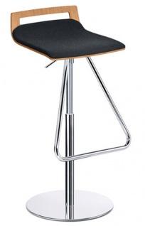 Barhocker Sedus Stoll Mieting 1 Sitzpolster Sitzhöhe 56-78 cm Auswahl Farbe Optionen