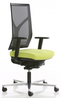Bürostuhl RVC ER016 Netz Ergo Balance Auswahl Farbe Optionen