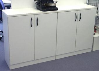 Büro Sideboard Pendo Vari N 160 x 86 x 44 cm 2 OH Doppel Auswahl Farbe Optionen