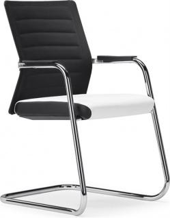 Freischwinger Konferenzsessel Rovo Chair XN 5450 3D-Netz Auswahl Farbe Optionen