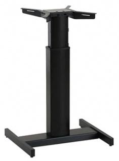 Tischgestell elektrisch höhenverstellbar CNS Elektro 3 Single schwarz