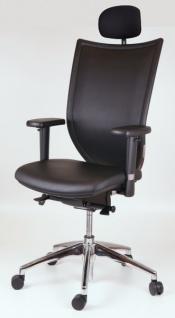 Chefsessel 706 Seating Group Black Cat Echtleder Automatik KS