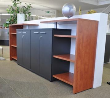 Büro Sideboard Kombination Pendo Fox Doppel Auswahl Farbe Optionen