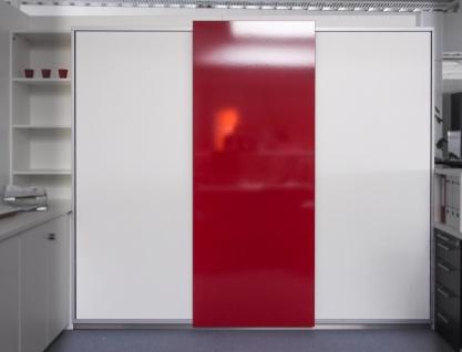 Schiebetürenschrank Expendo Line Exklusiv 240 x 228 x 50 cm 6 OH Farbauswahl