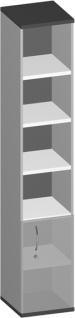 Regalschrank Pendo Vari Edo 2 zu 6 OH 40 x 224 x 44 cm Auswahl Farbe Optionen