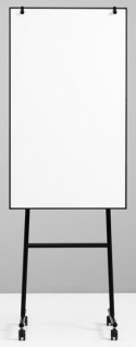 Flipchart Lintex One First Mobile 70 x 120-196 x 50 cm Auswahl Farbe Optionen