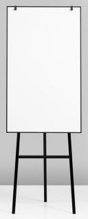 Flipchart Whiteboard Lintex Erst 70 x 120-196 x 65 cm Auswahl Farbe Optionen
