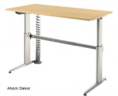Schreibtisch Hammerbacher XE Elektro 160 x 80 cm Ahorn Dekor
