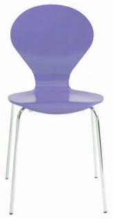 Besucherstuhl Danerka Askman Design Roundo lavendel