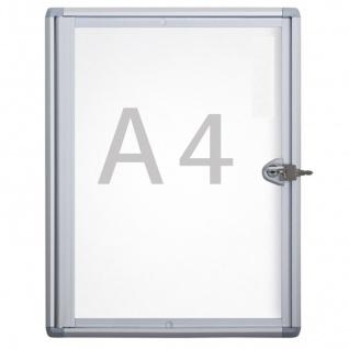 Schaukasten Maul Extra Slim Format 1 x DIN A4