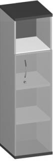 Regalschrank Pendo Vari Edo 3 zu 4 OH 40 x 154 x 44 cm Auswahl Farbe Optionen