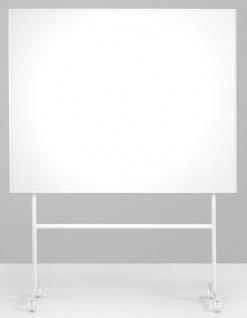 Whiteboard Lintex Erst Lone Mobil 200 x 120-196 x 50 cm Auswahl Farbe Optionen