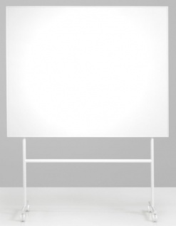 Whiteboard Lintex First One Mobile 200 x 120-196 x 50 cm Auswahl Farbe Optionen