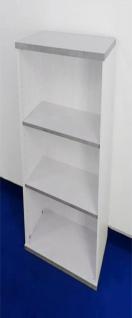 Büroregal Pendo Vari Edo 3 OH 40 x 115 x 44 cm Auswahl Farbe Optionen