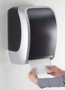 Handtuchspender Metzger Cosmos 3400 Autocut Auswahl Farbe Optionen