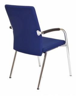 Vierfuss Besucherstuhl 706 Seating Group Casa Auswahl Farbe Optionen