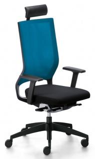 Bürostuhl Sedus Stoll Quarterback QB 102 MA KS Netz Auswahl Farbe Optionen