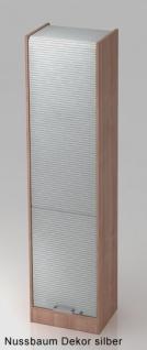Rolloschrank HMB Ulmer Sofit 5 OH 50 x 40 x 201 cm Auswahl Farbe Optionen