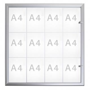 Schaukasten MLG Avangard Format 12 x A4