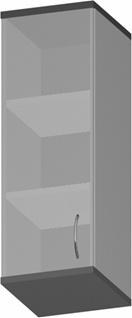 Aufsatzschrank Hängeschrank Pendo Vari Edo 3 OH 40 x 112 x 44 cm Auswahl Farbe Optionen