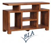 Sideboard Wohnling 120 x 76 x 40 cm Palisander Massivholz