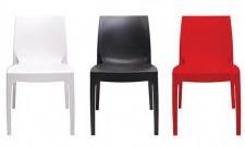 Bistrostühle Chairsupply TU144 matt Paletten-Preis 1 Auswahl Farbe