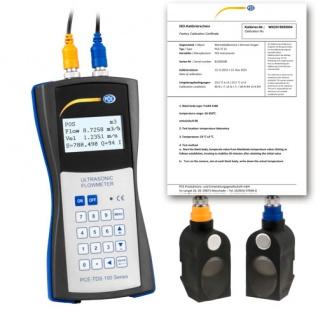 Durchflussmessgerät PCE-TDS 100H