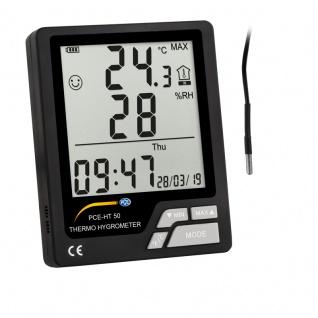 Hygrometer PCE-HT 50