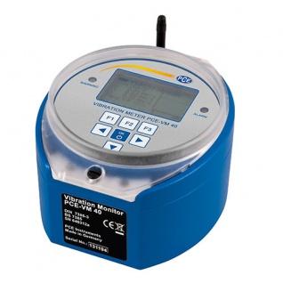 Schwingungsmessgerät PCE-VM 40C - Vorschau