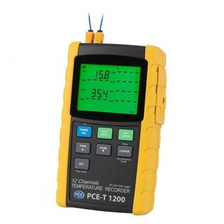 Temperaturmessgerät PCE-T 1200