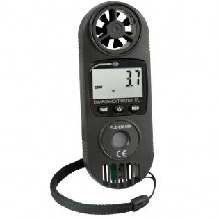 Anemometer PCE-EM 890