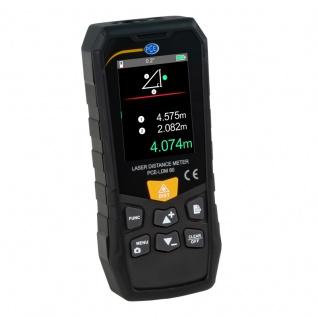 Laser Entfernungsmessgerät PCE-LDM 80