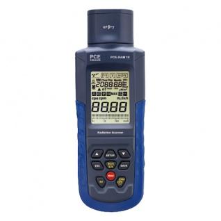 Strahlungsmessgerät PCE-RAM 10