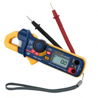 Stromzange PCE-DC2