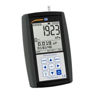 Relativdruckmessgerät-Messgerät PCE-PDA 1000L