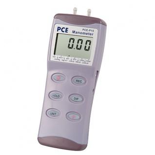 Druckmessgerät PCE-P15