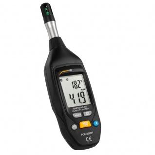 Hygrometer PCE-555BT mit Bluetooth Schnittstelle