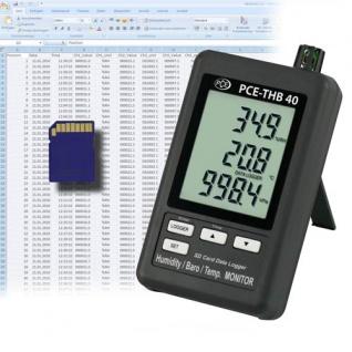 Datenlogger PCE-THB 40