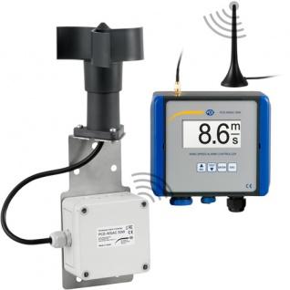 Wind Warnanlage PCE-WSAC 50W 24