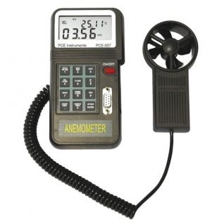 Flügelradanemometer PCE-007