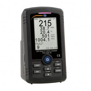 Arbeitsschutzmessgerät / Raumklima Messgerät PCE-AQD 20