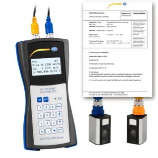 Durchflussmessgerät PCE-TDS 100HS
