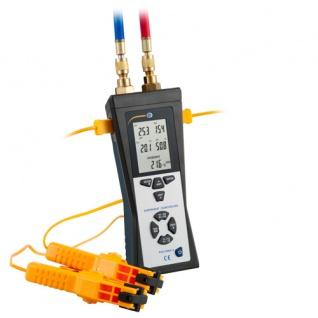 Differenzdruckmanometer PCE-HVAC 4