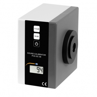 Klasse I Schall - Kalibrator PCE-SC 09