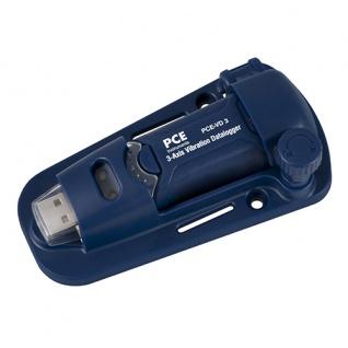 Vibrationsmessgerät PCE-VD 3