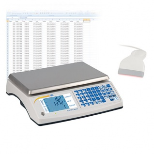 Systemwaage PCE-TB 6C
