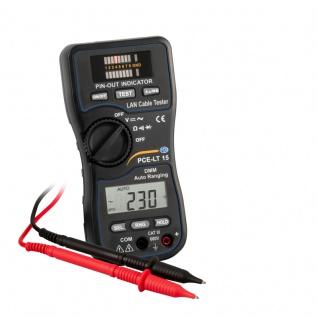 Multimeter PCE-LT 15