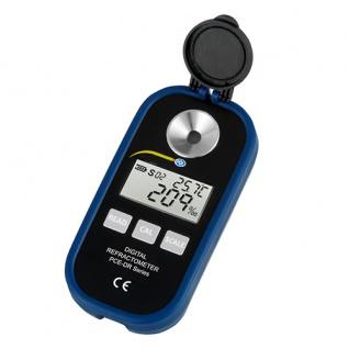 Salz Refraktometer PCE-DRS 1