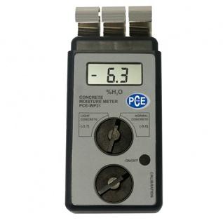 Feuchtemessgerät (Abs.) PCE-WP 21