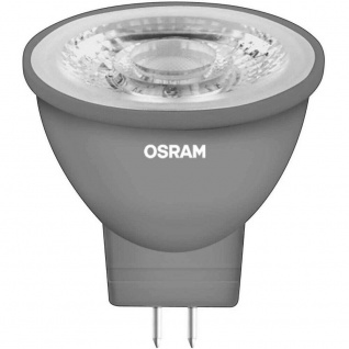 Osram LED Star MR11 Reflektor 2, 6W=20W Leuchtmittel GU4 Warmweiß 36° Dimmbar